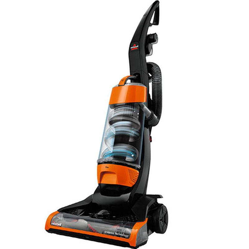PowerClean 1330K BISSELL Vacuum Cleaner Left Lean