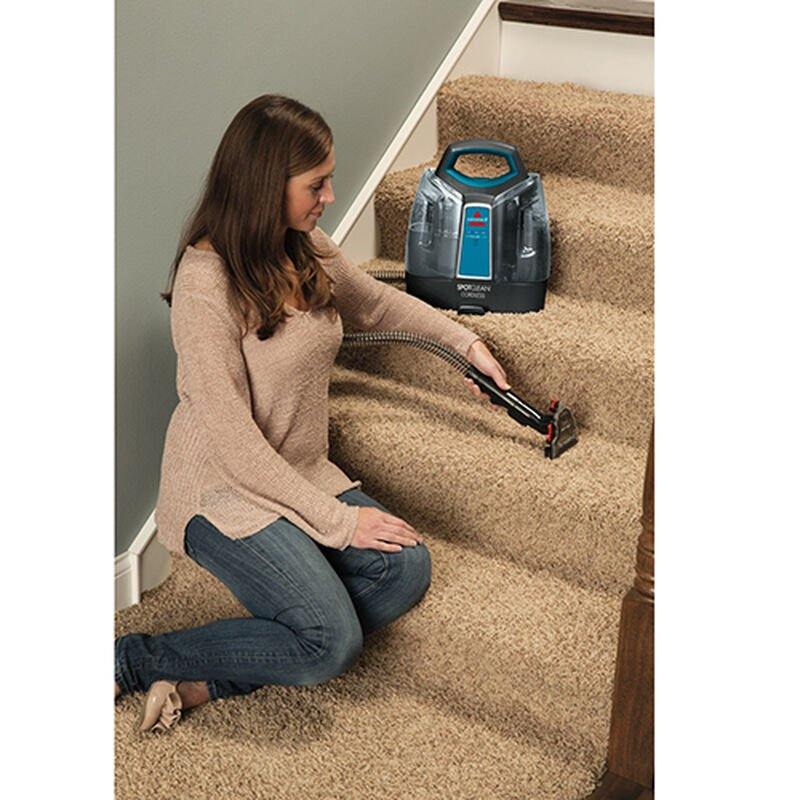 Spotclean Cordless Portable Carpet Cleaner 1570 Stair Cleaning