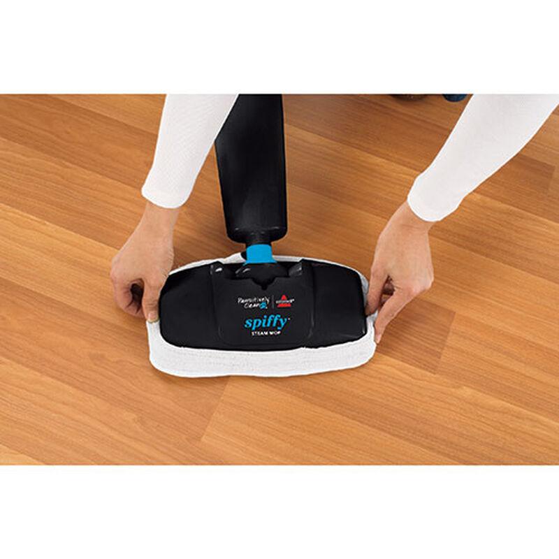Spiffy Steam Mop Steam Cleaner 21H6P mop pad