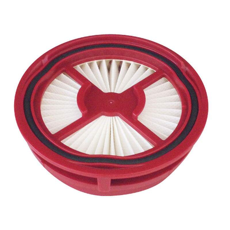 Symphony Pleated Inner Circular Filter 1602392 red