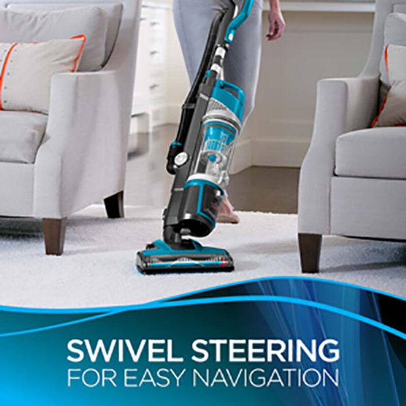 Powerglide Cordless Upright Vacuum Swivel Steering