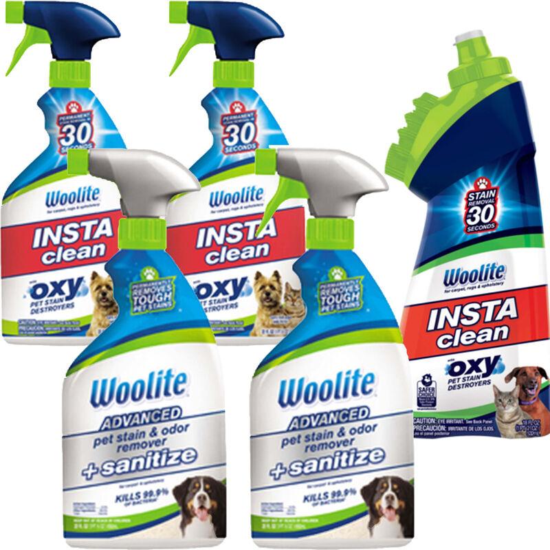 Woolite Sanitize Bundle B0151 Woolite Sanitizing Formulas