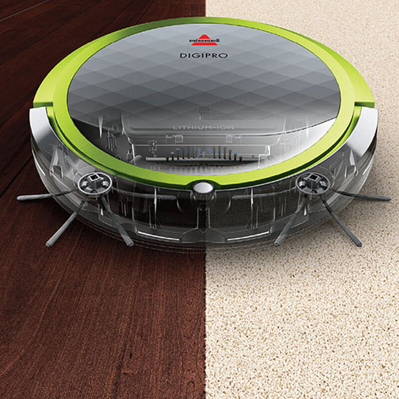 DigiPro Robotic Vacuum 2142 BISSELL Vacuum Cleaner MultiSurface