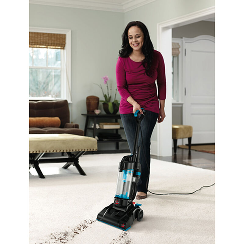 Powerforce Compact Vacuum 1520 Cleaning Path