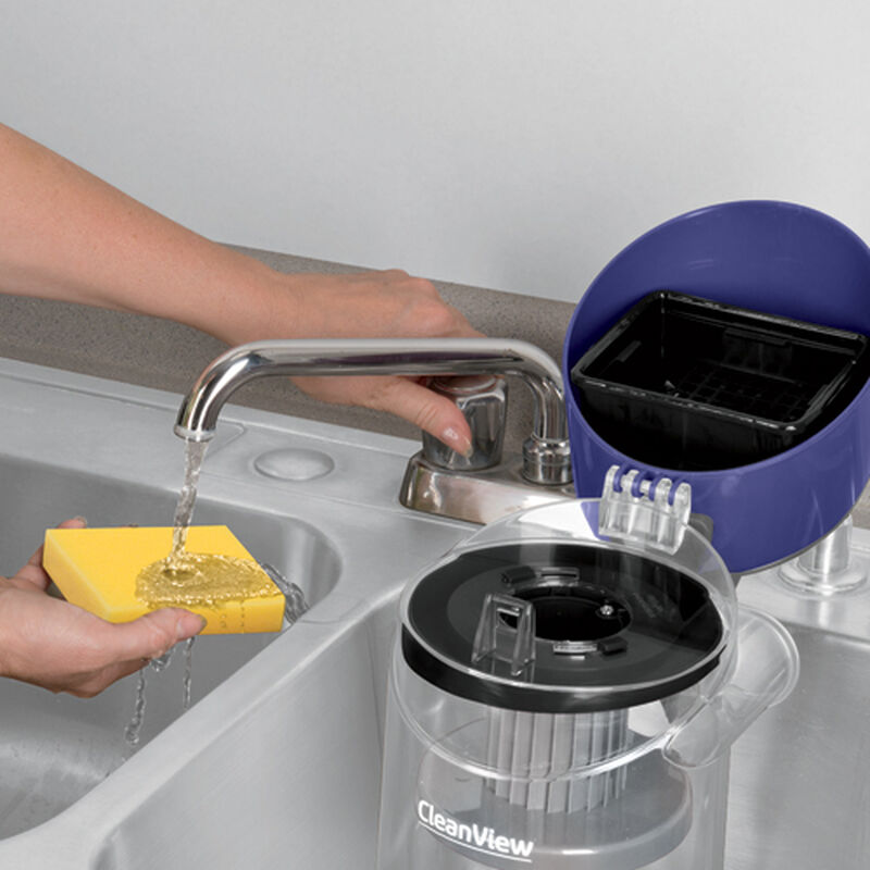 CleanView Rewind Pet Upright Vacuum 7636 Washable Foam Filter