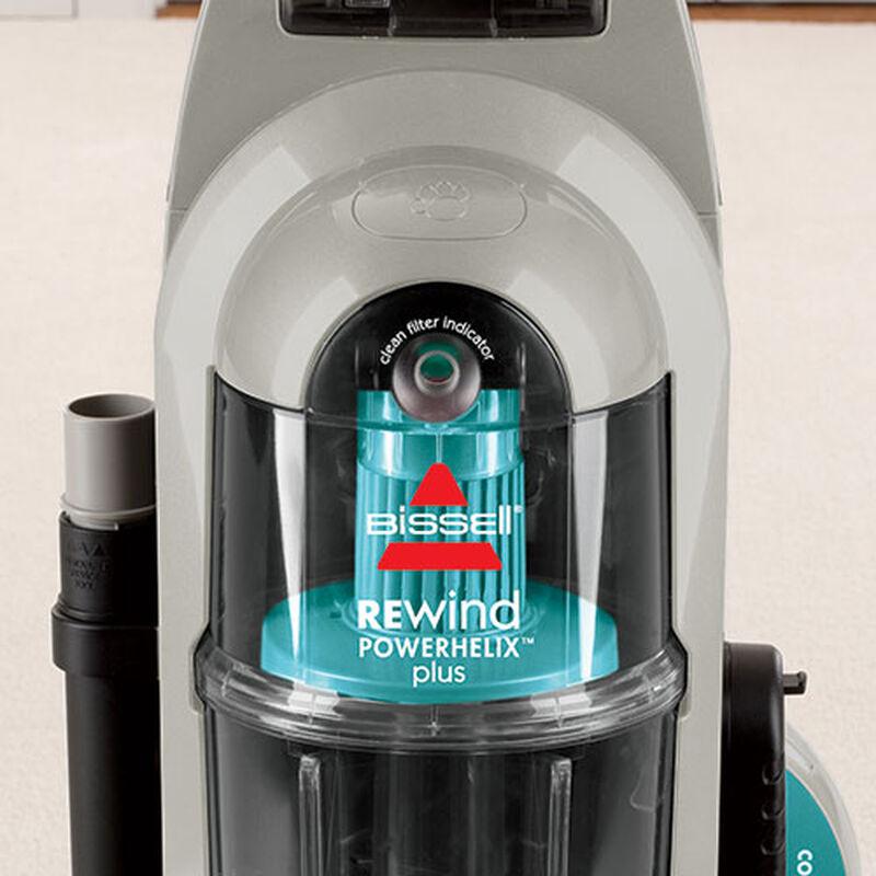 Rewind SmartClean Bagless Vacuum 26T5 air flow indicator