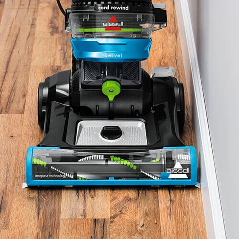 PowerClean_Swivel_Rewind_Pet_2256K_BISSELL_Vacuum_Cleaners_Edge_Sweep