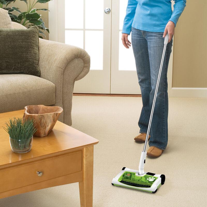 Pet Hair Eraser Carpet Sweeper 23T6 recharegeable sweeper