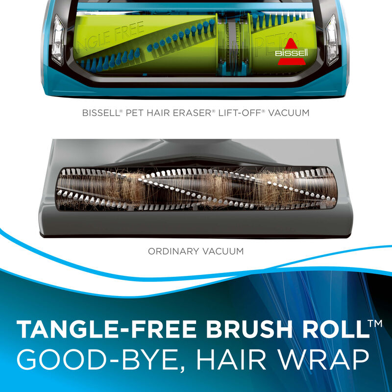 Pet Hair Eraser Lift-Off Tangle Free Brush Roll