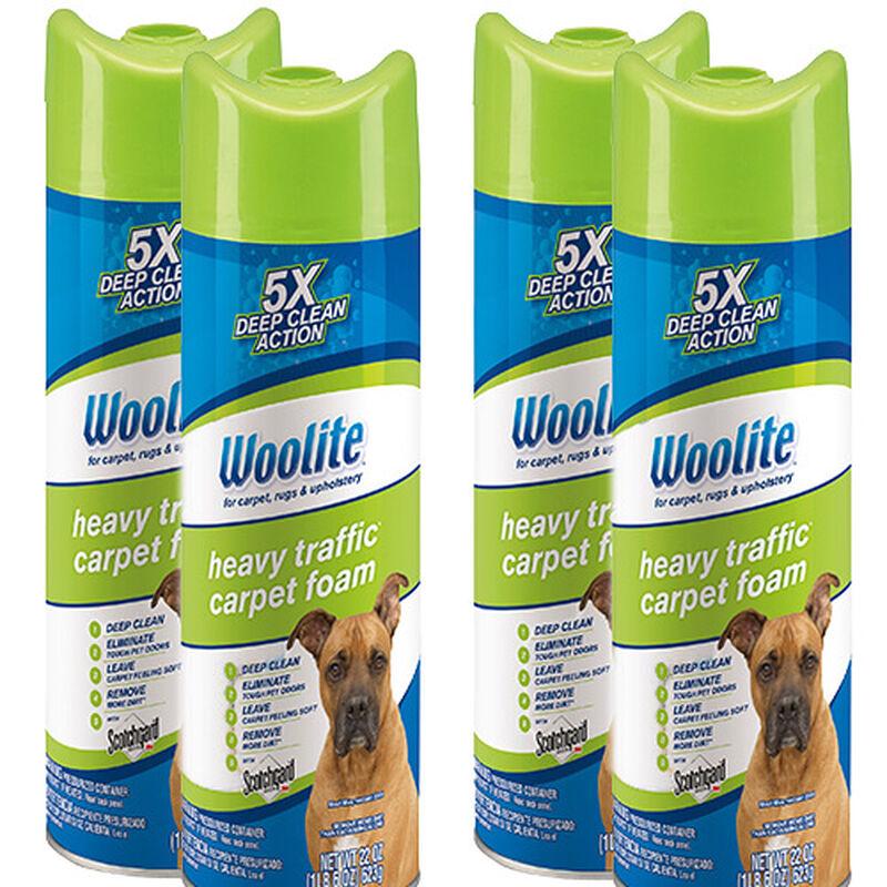 Woolite® Heavy Traffic Carpet Foam Hero Pack