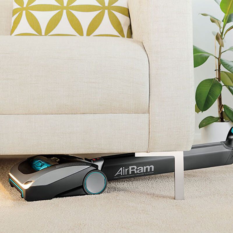 Air Ram Stick Vacuum 2144 Under Couch