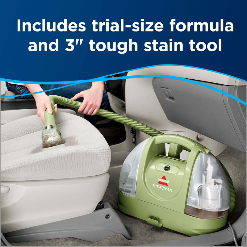 Little Green Portable Car Interior Cleaner