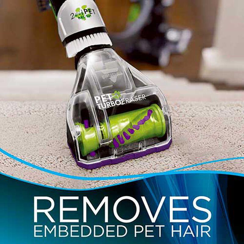 BISSELL Pet Hair Eraser Vacuum with pet eraser turbobrush tool, best vacuum for pet hair, bissell pet hair eraser, best vacuums for pet hair