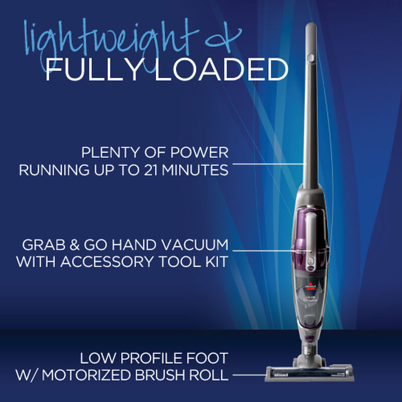 LiftOff 2 in 1 Cyclonic Vacuum 1189 product features