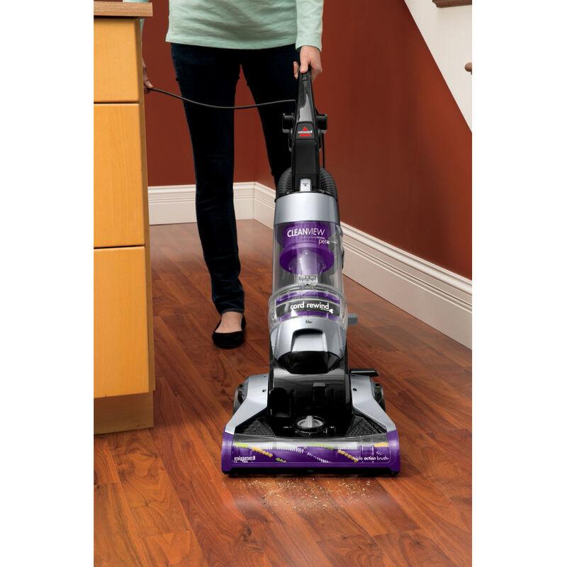CleanView Pet Rewind Vacuum 1328 Bare Floor Cleaning