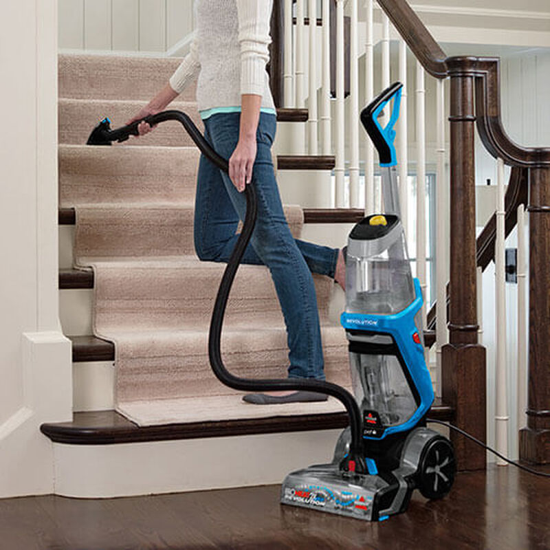 ProHeat 2X Revolution 15506 BISSELL Carpet Cleaners Stairs