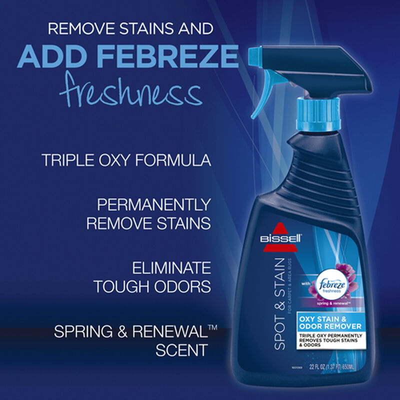 BISSELL Oxy Spot and Stain with Febreze Freshness 8061 More Info