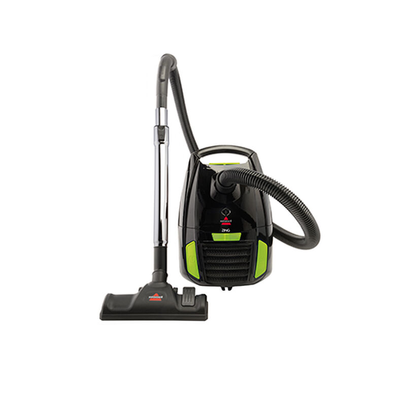 Zing Bagged Canister Vacuum 1668