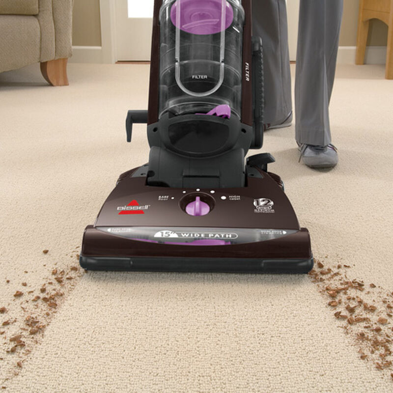 CleanView Helix Deluxe Vacuum 71V92 Cleaning Path
