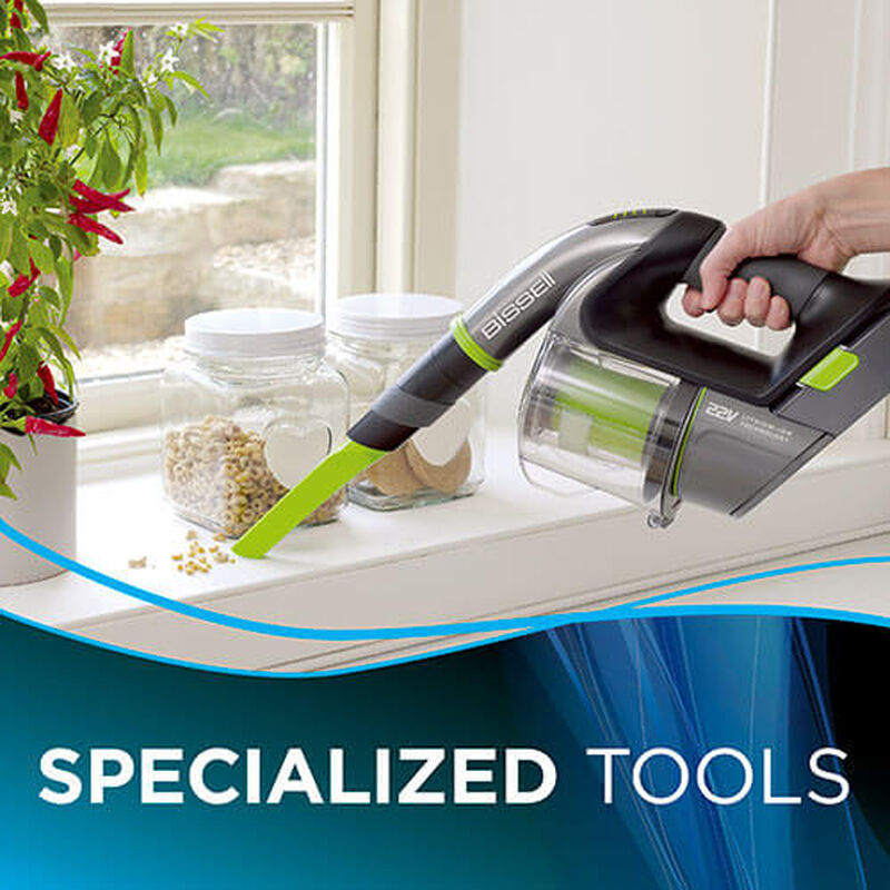 Multi Cordless Hand Vacuum Crevice Tool Picks Up Cherrios, hand vac, handheld vacuum, car vac, hand vacuums, car vacuum