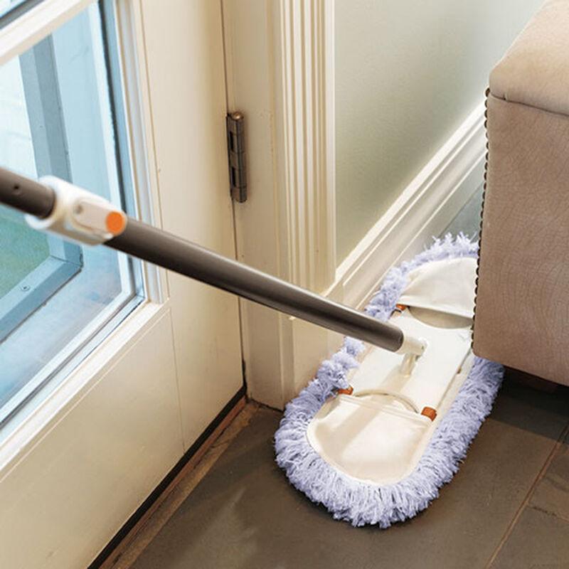 Microfiber Hard Floor Duster 1763 corner dusting