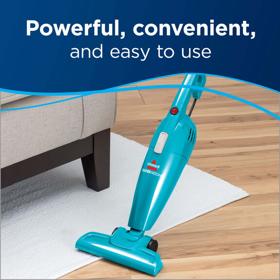 BISSELL Featherweight Stick Lightweight Bagless Vacuum with Crevice Tool 2033M,