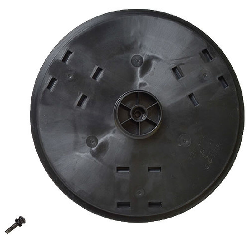 Rotating Disc Left SpinWave 1611579 BISSELL Hard Floor Cleaner Parts Top