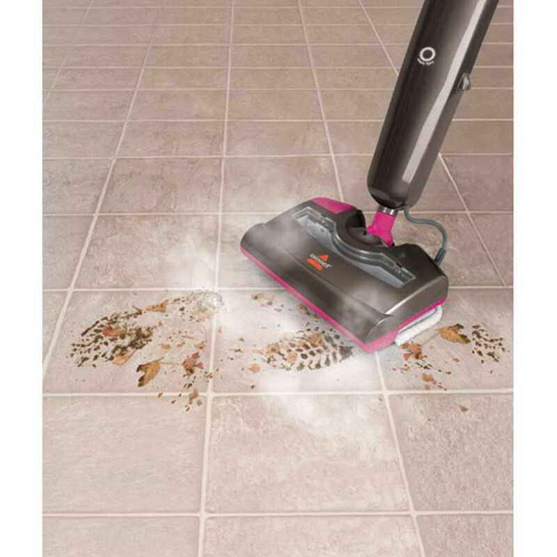 Steam and Sweep Pet Steam Mop 46B43 stains