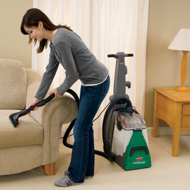 86T3 Big Green Machine Carpet Cleaner Upholstery Cleaning
