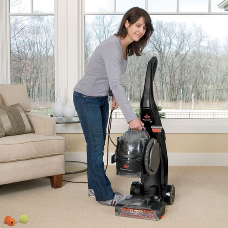 LiftOff Pet Carpet Cleaner 94Y22 Removable Portable Carpet Cleaner
