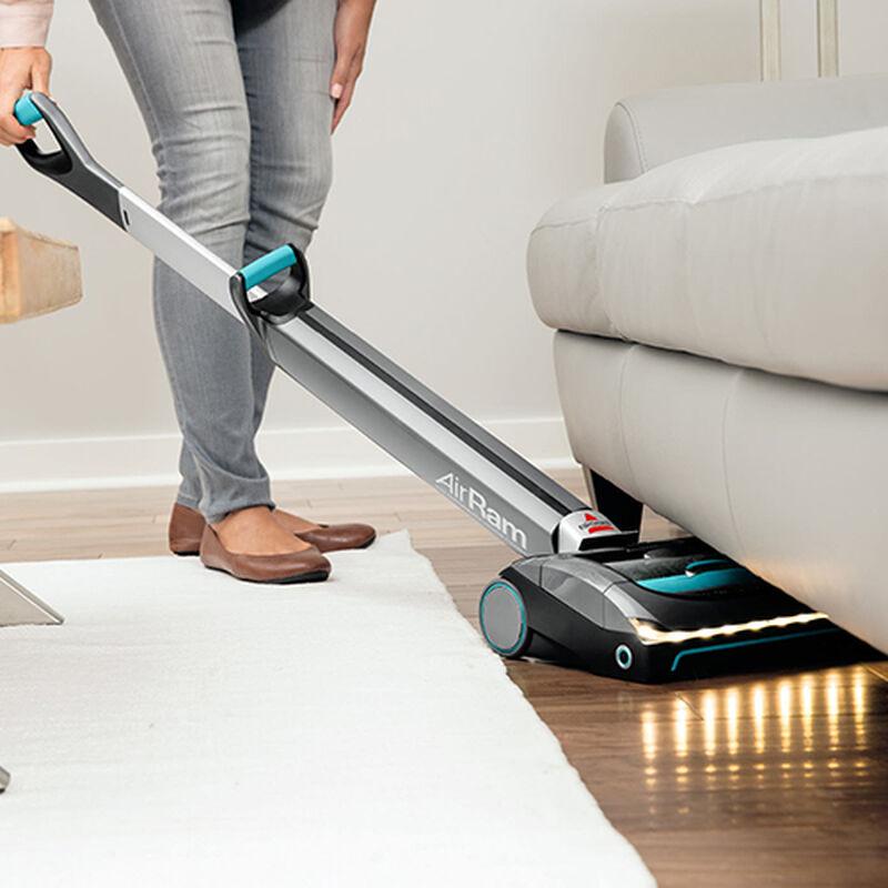 AirRam Stick Vacuum 2144 Under Furniture
