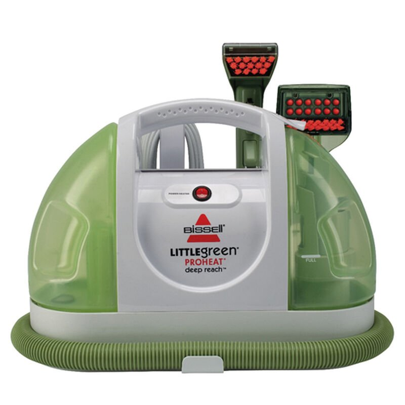 Little Green Proheat DeepReach Carpet Cleaner 50Y6A Front View