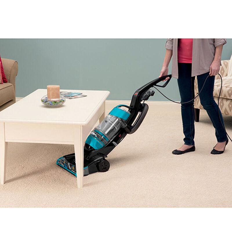 Powerlifter Rewind Vacuum 1413 under furniture