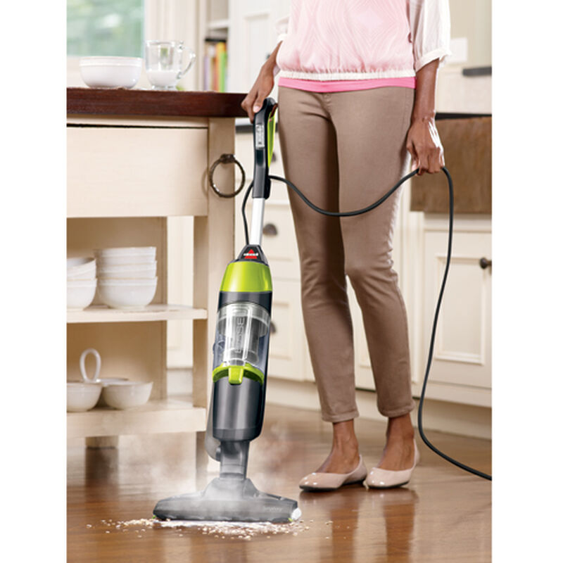 Symphony Vacuum and Steam Mop Steam Boost 11322 hard floors