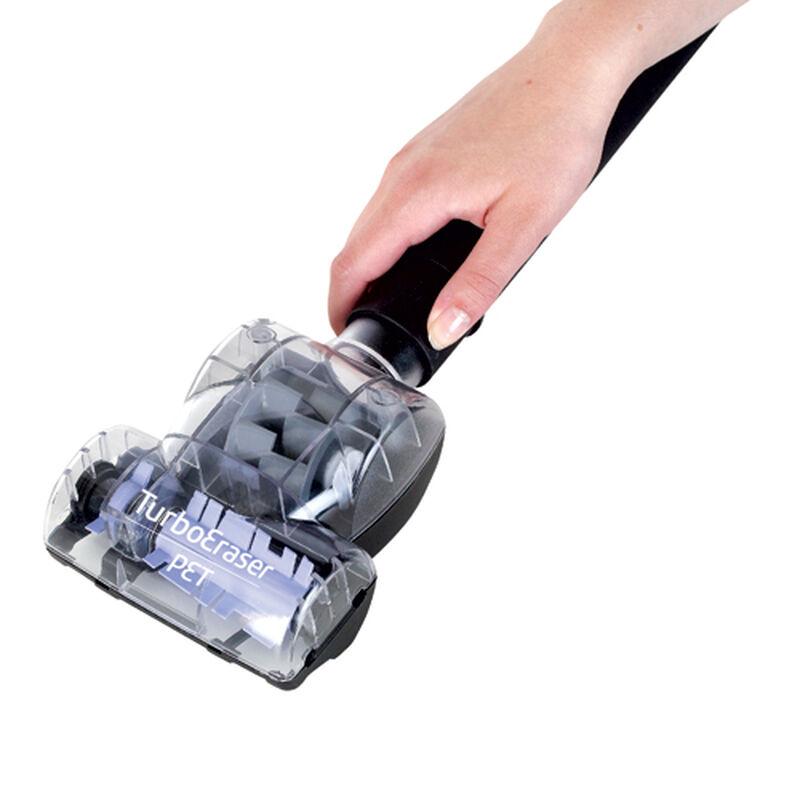 CleanView Rewind Pet Upright Vacuum 7636 Turbobrush