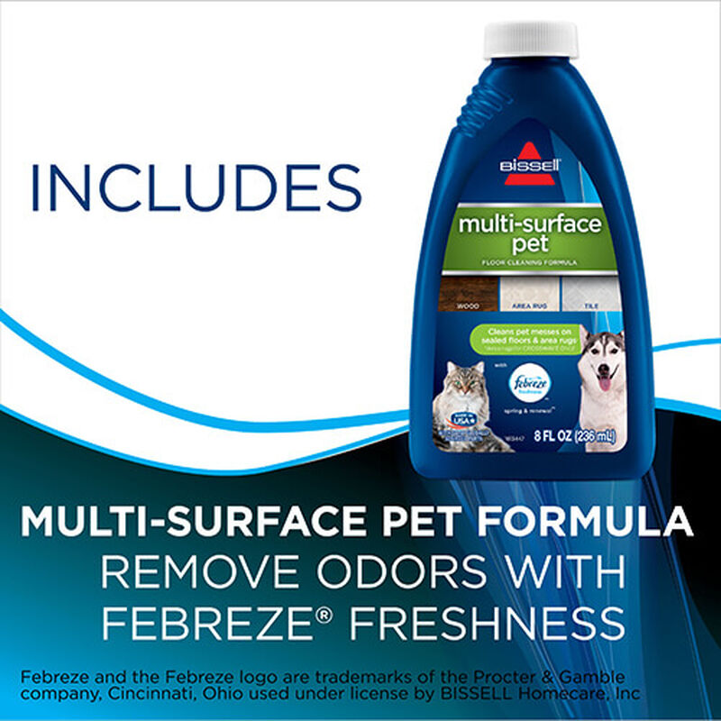 CrossWave_Pet_Pro_2328_BISSELL_MutliSurface_Formula
