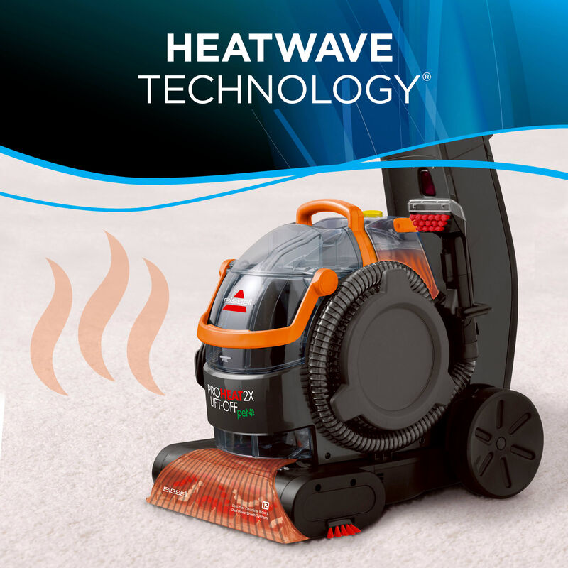 Proheat 2X Lift-Off Heatwave Technology