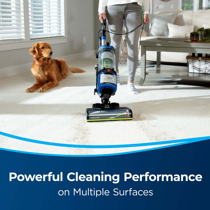 BISSELL MultiClean™ Allergen Pet Vacuum Cleaner 2849 Powerful Cleaning