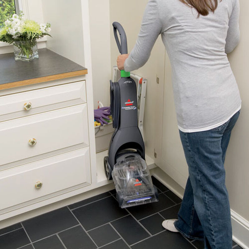 PowerClean Powerbrush Plus Carpet Cleaner 47B2K Storage