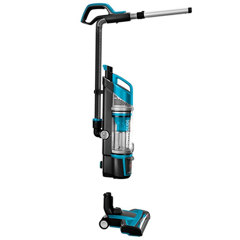Powerglide Cordless Upright Vacuum Portable Vacuum Removal