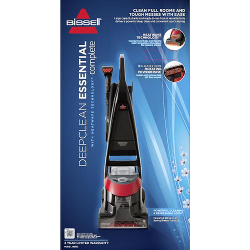 DeepClean Essential Carpet Cleaner 8852 Product Packaging