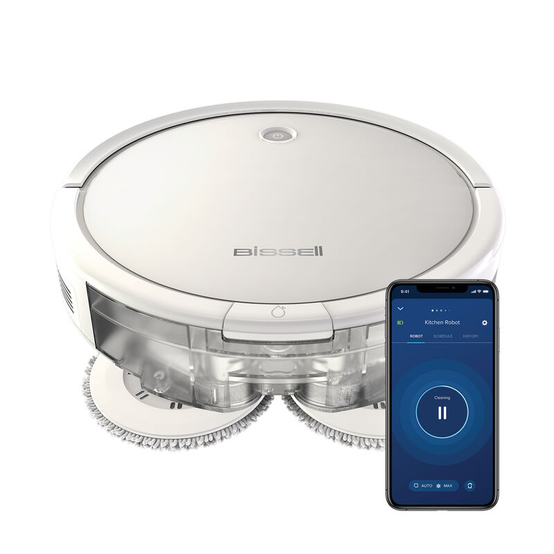 BISSELL Spinwave Wet And Dry Robotic Vacuum 28599 Hero