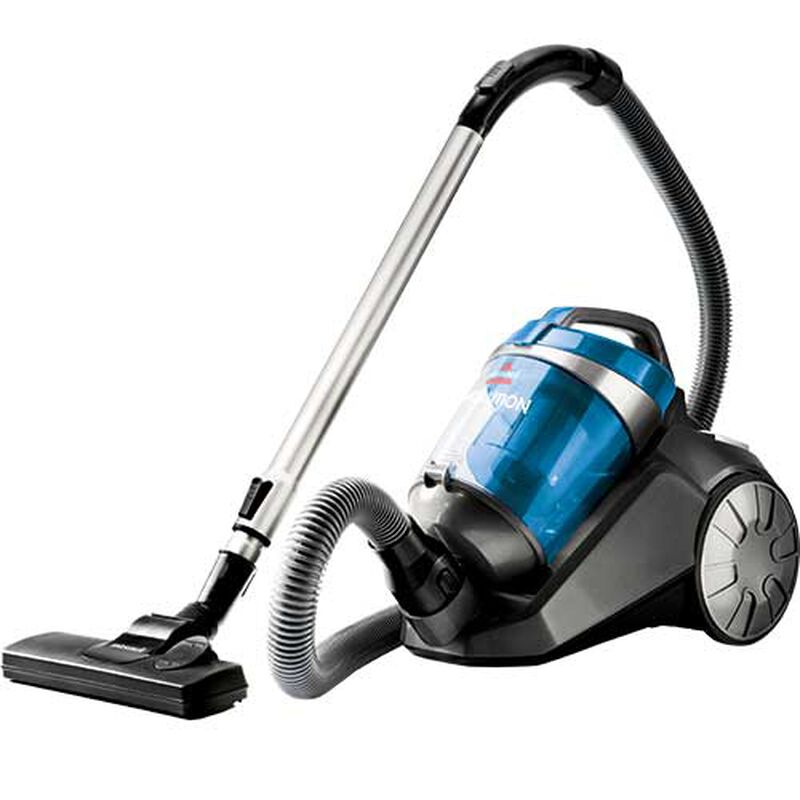 Revolution Bagless Canister Vacuum Side View