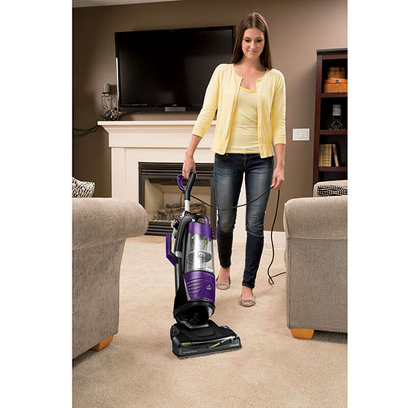 BISSELL PowerGlide® Deluxe Pet 27636 vacuums swivel