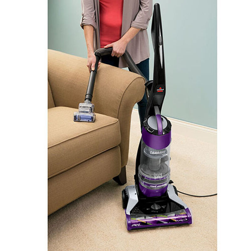 CleanView Rewind Deluxe Pet Vacuum 14522 Upholstery Cleaning