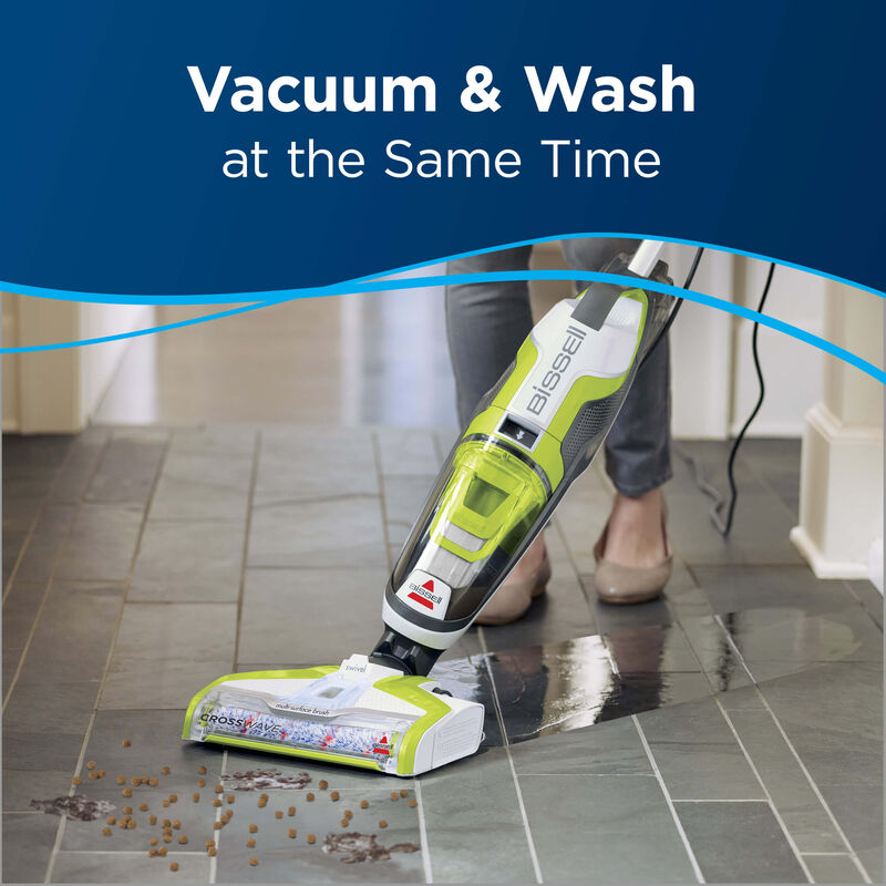 BISSELL CrossWave All-in-One Multi-Surface Wet Dry Vac 1785 Vac Wash
