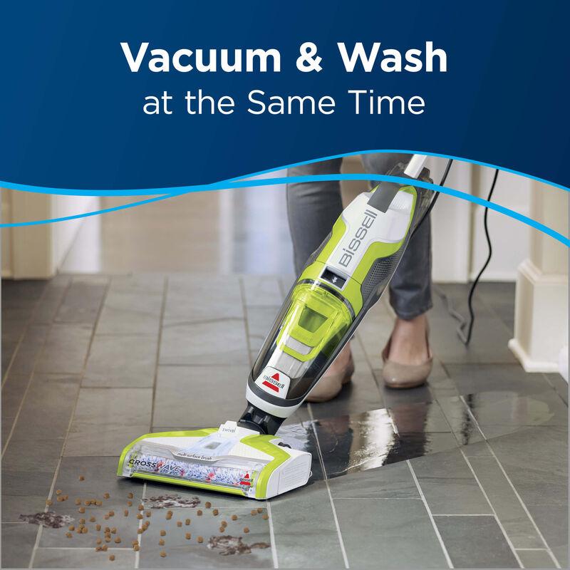 Bis Crosswave Wet Dry Vacuum