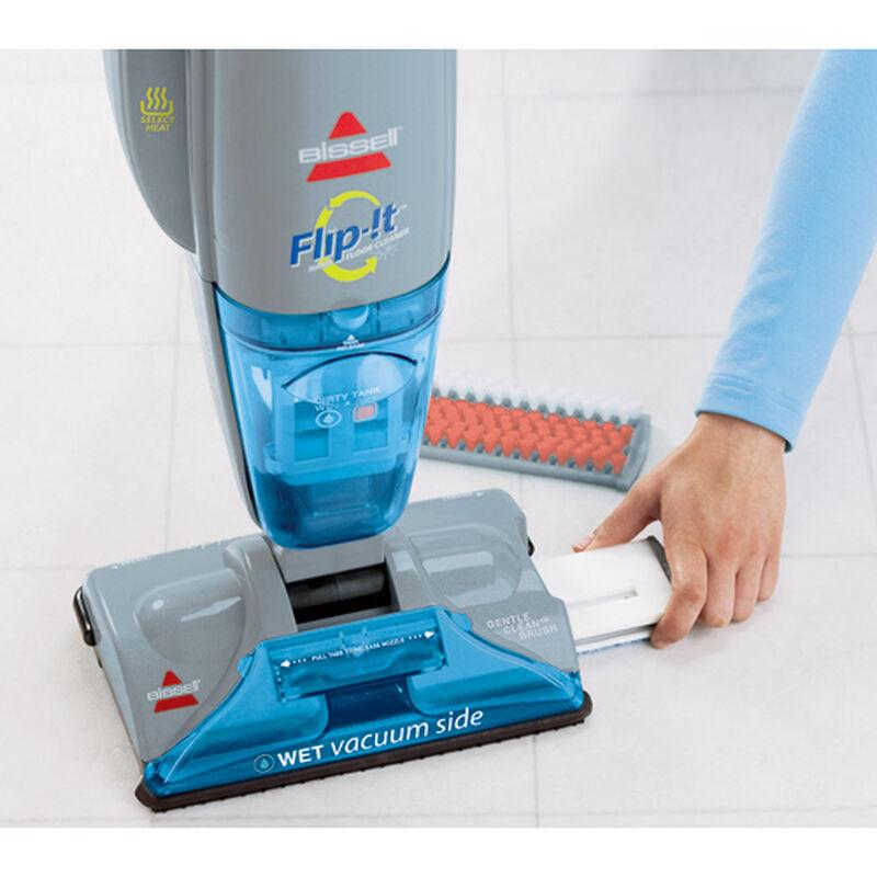 FlipIt Wet Dry Vac 5200B pad change