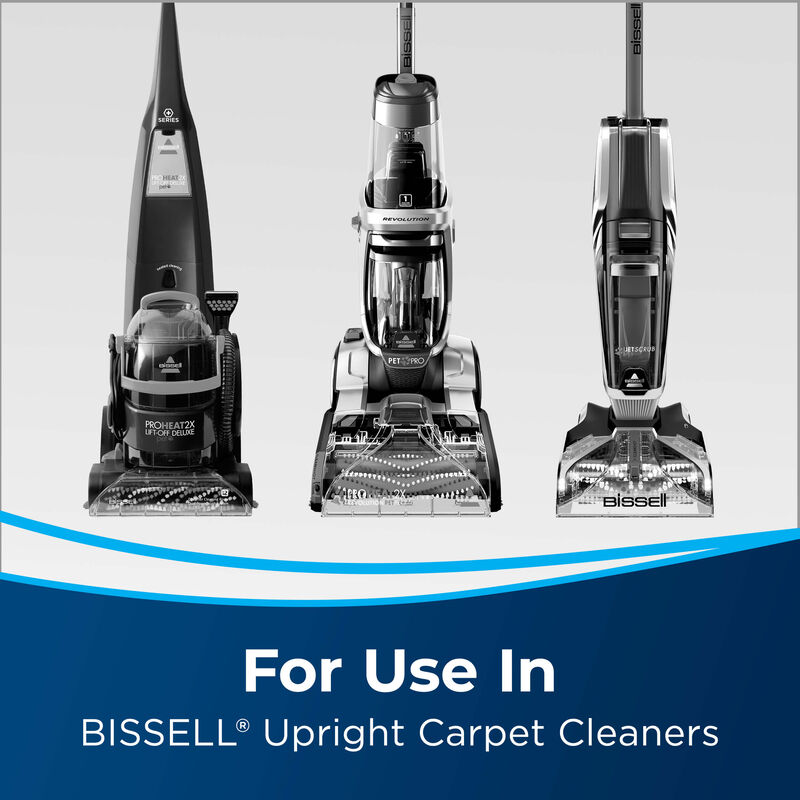 BISSELL Deep Clean + Antibacterial Formula Carpet Cleaning 1568 Machines