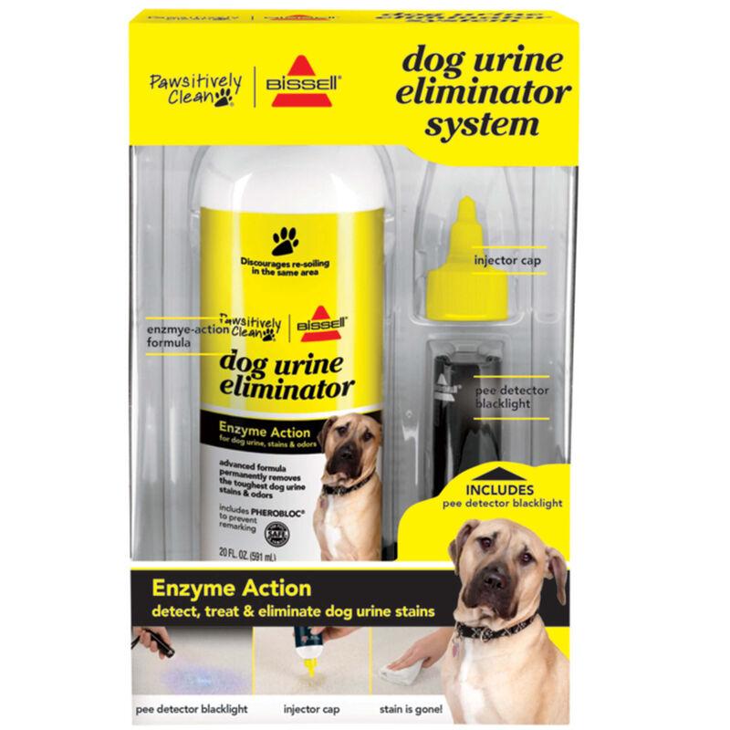 BISSELL Enzyme Action Urine Eliminator System 38R5D Packaging